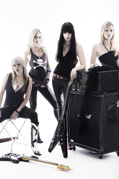 Mulheres no Rock n' Roll