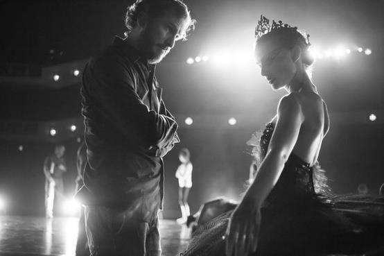 Darren Aronofsky, Natalie Portman, Cisne Negro, Black Swan