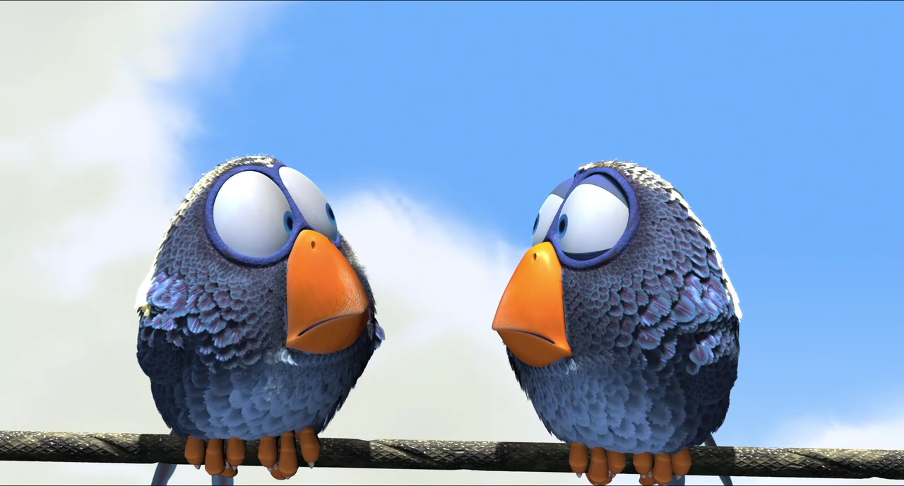 Pixar Short Films - The Birds
