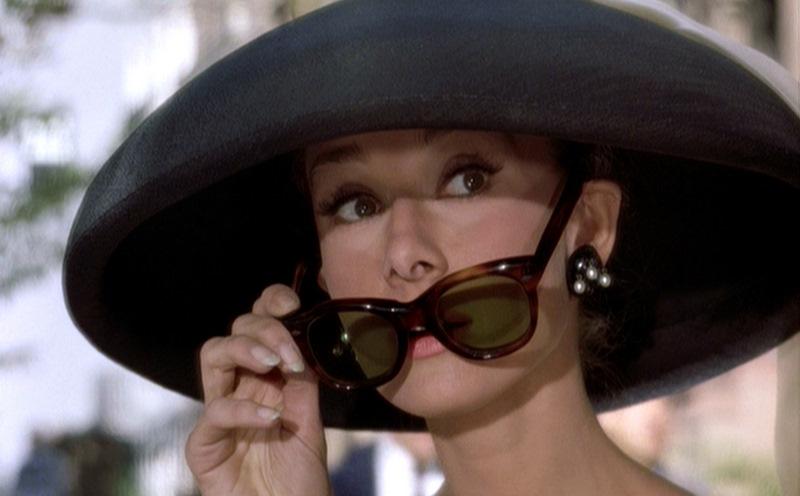 Audrey Hepburn em Bonequinha de Luxo
