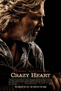 Poster Coração Louco (Crazy Heart)
