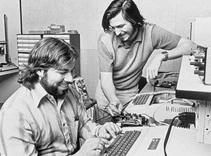 Jobs e Wozniak