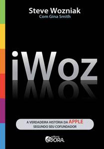 Capa do livro iWoz