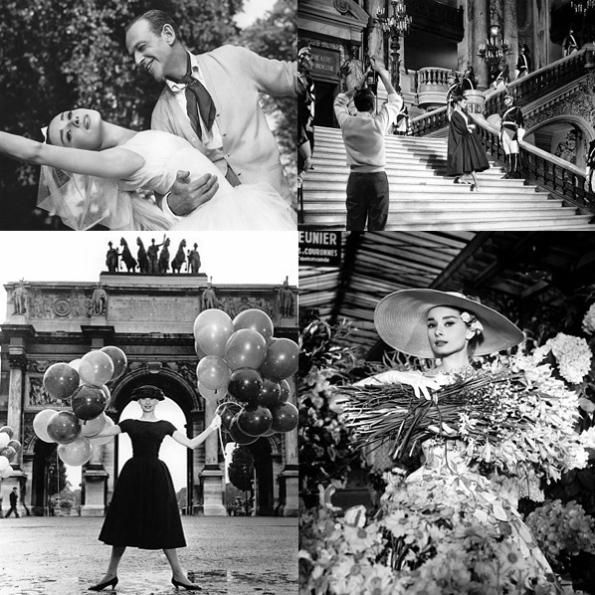 Cenas do filme Cinderela em Paris