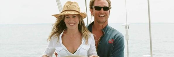 Sarah Jessica Parker, Matthew McConaughey, Mar, Armações do Amor