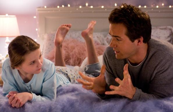 Três Vezes Amor, Ryan Reynolds, Abigail Breslin