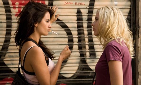 Penelope Cruz, Scarlett Johansson, Vicky Cristina Barcelona