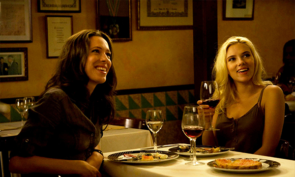 Vicky Cristina Barcelona, Restaurante