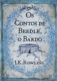 capa de livro, contos beedle bardo, livro rowling