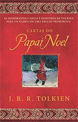 capa livro cartas do papai noel