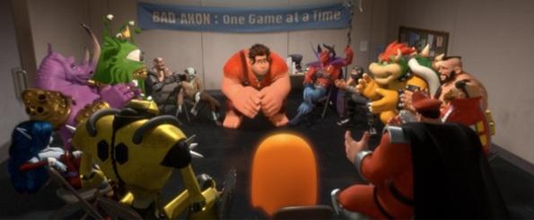 detona ralph, videogames, personagens de videogames