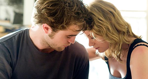 Robert Pattinson, Emilie de Ravin, Casal junto